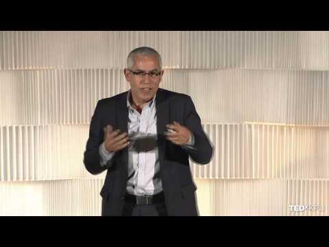 The rhythm is going to get you.   Dr. Salvador Ferreras   TEDxKPU