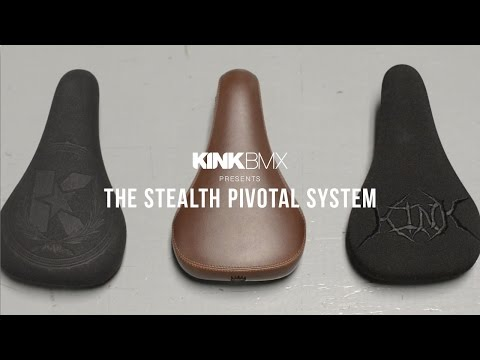Kink BMX Stealth Pivotal Seat System