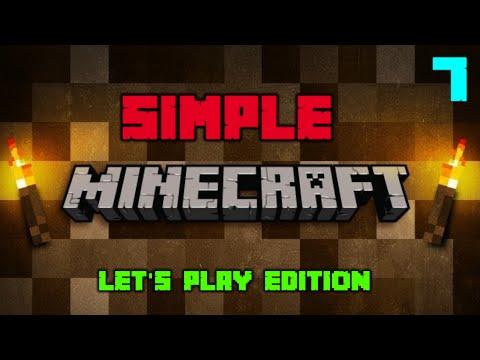 Simple Minecraft: Crazy Mining -Episode 7