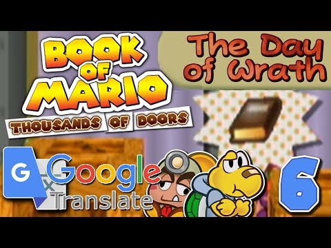 Book of Mario: Thousands of Doors [Google Translated TTYD] ~ Chapter 6