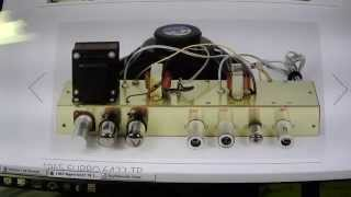 How To Scratch-build A Vintage Amp, Part 1:  Research And Methods