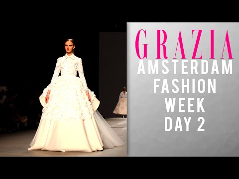 Amsterdam Fashion Week in 60 seconds - Dag 2