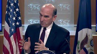 Department Press Briefing - March 12, 2019 with Special Representative for Venezuela