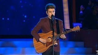 Taylor Henderson - The First Noel - Carols In The Domain 2014 [HD]
