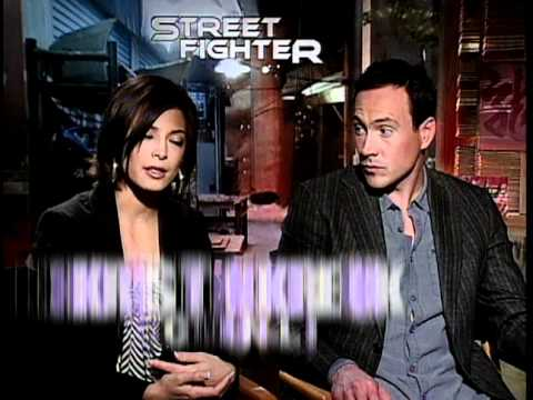 Street Fighter: Legend of Chun-Li - Interviews with Kristin Kreuk and Chris Klein and Neal McDonough
