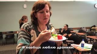 Иностранцы пробуют русскую еду! Что общего у ирландцев и белорусов?