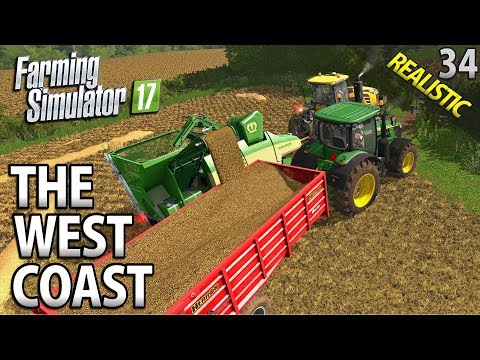 HUGE PELLET SALE | Farming Simulator 17 | The West Coast | Episode 34