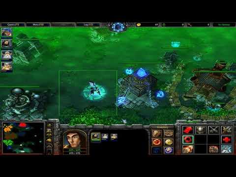 Warcraft 3: Legends of Arkain (First Human Book) 11 - Betrayal