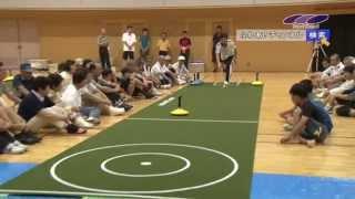 ユニカール体験会~シンプルで楽しいニュースポーツを楽しもう~ ふれあいチャンネル