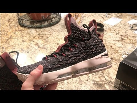 82560ee1cf5 THE NIKE LEBRON 15