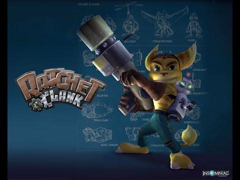 Ratchet and Clank:2-Parte: El heli-pack 100% En Español