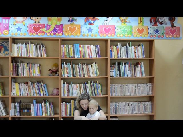 Изображение предпросмотра прочтения – АлександраКолчина читает произведение «Айболит» К.И.Чуковского