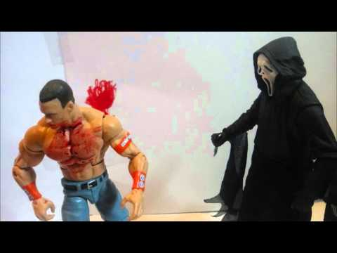John Cena VS Ghostface (READ DESCRIPTION)