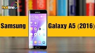 Обзор Samsung Galaxy A5 (2016)(Выбрать магазин и купить Samsung Galaxy A5 (2016): http://hotline.ua/mobile-mobilnye-telefony-i-smartfony/samsung-a510f-galaxy-a5-2016-series/ ..., 2016-01-12T13:31:59.000Z)