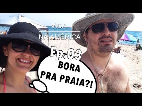 PRAIA Brasileira nos