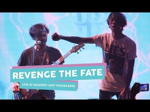[HD] Revenge The Fate  - Symphony Menuju Akhir  (Live at Kickfest 2017 Yogyakarta, September 2017)