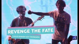 Video [HD] Revenge The Fate  - Symphony Menuju Akhir  (Live at Kickfest 2017 Yogyakarta, September 2017) download MP3, 3GP, MP4, WEBM, AVI, FLV Desember 2017
