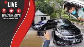 MGTV LIVE : Menteri dan Ahli Politik Hadir Mesyuarat Khas Jemaah Menteri