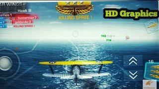 Top 10 Best Air Combat Games For Android 2018 HD《Ad games》