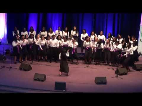 University of Birmingham Gospel Choir  #UGCY2018