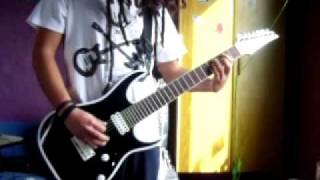 korn - Beg For Me (cover guitar munky)