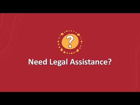 Need Legal Assistance? Call ATSILS 1800 012 255