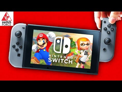 Switch Games Coming To Your City!! Nintendo Summer Tour 2017