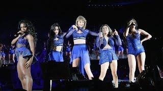 Taylor Swift Acusada de Querer Separar a Fifth Harmony