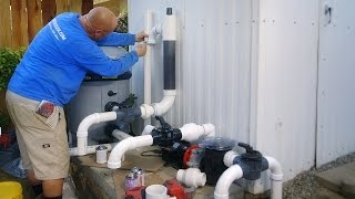 Uv Sterilizer Installation - Kp 42