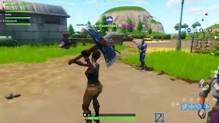 Fortnite Noob playing for the first time