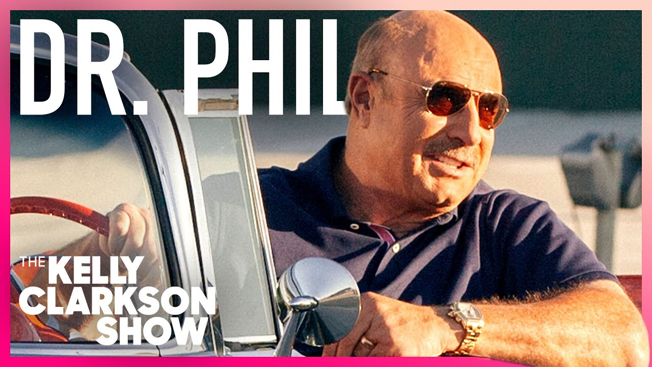 Dr. Phil Accidentally Locked Wife In His Car Trunk | DRIVE-INterview