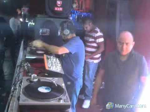 Dj Hiram y Dj Novato  Bar EL Elevador VIp Evento de Pirris