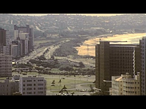 Durban 1970s archive footage