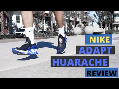 After Wearing Nike Adapt Huarache For 1 Week, Here Are My Thoughts ...