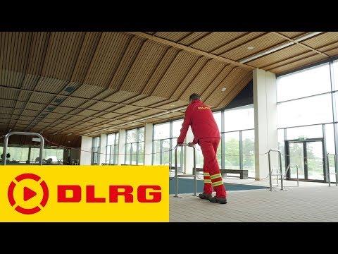 """Schwimmbadschließungen stoppen: DLRG Kampagne """"Rettet die Bäder"""" verlängert"""