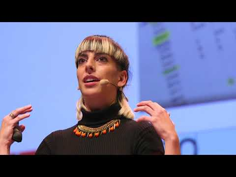 Design yourself: How to connect with nature through technology | Moon Ribas | TEDxPorto