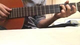 Hướng dẫn bức thư tình thứ 2 guitar ( đoạn intro )