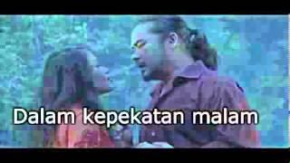 Awie Ezlynn Lamunan Terhenti OST Husin Mon dan Jin Pakai Toncit with Lirik