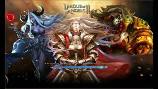 League of Angels II First play / Gameplay / Let's Play!!