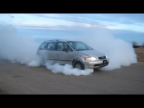 Turbo Minivan makes some Real Power!