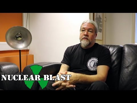 MESHUGGAH - Tomas Haake Talks Influences (OFFICIAL INTERVIEW)