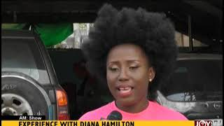 Diana Hamilton And eShun Join #BringBackOurTaadiGirls Campaign - AM Showbiz on JoyNews (24-1-19)