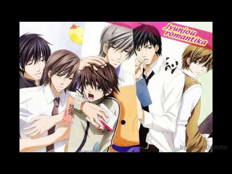 Junjou Romantica 3 ~ Opening ~ Innocent Graffiti