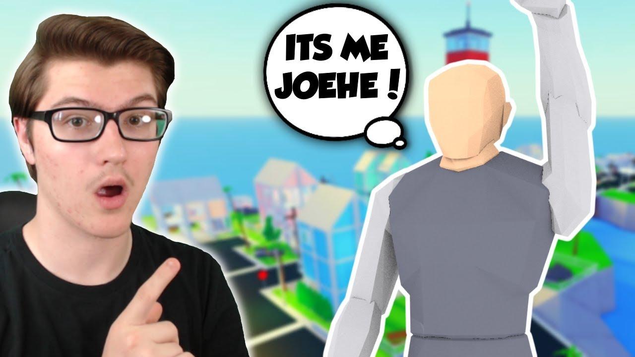 I 1V1ED THE FAKE JOEHE IN STRUCID... (ROBLOX) - YouTube