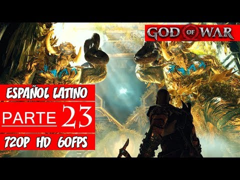 God of War PS4 | Walkthrough en Español Latino | Parte 23 (Sin Comentarios)