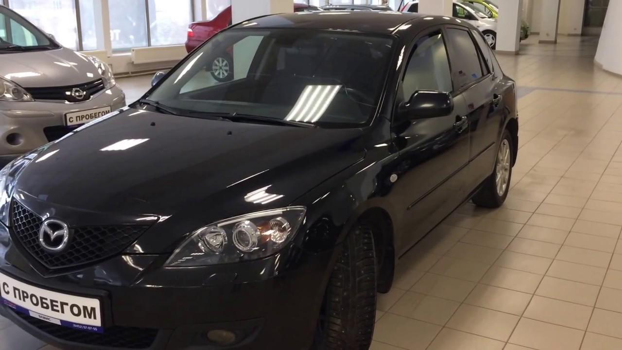 Выбираем б\у авто Mazda 3 BK (бюджет 300-350тр) - YouTube