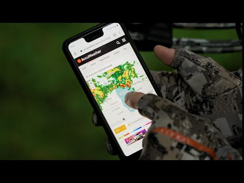 When To Hunt And Track Deer In The Rain