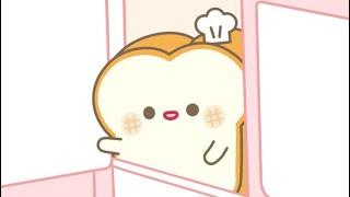 【元氣食堂】面包機裏混進了什麽奇怪的東西?What weird thing got into the bread maker?