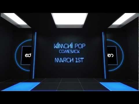 KIMCHI POP: COMEBACK! FRI MARCH 1ST @ EDEN BAR