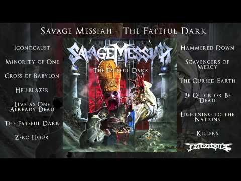 "Savage Messiah - ""The Fateful Dark"" Album Preview"
